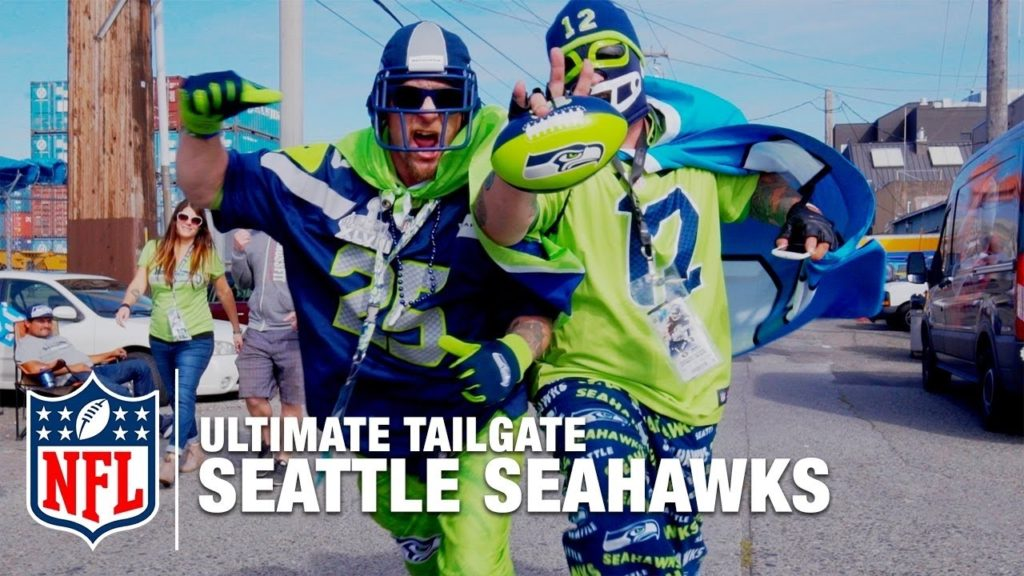 Ultimate Tailgate The Seattle Seahawks  NFL