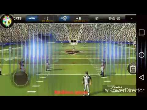 Seattle Seahawks v. St. Louis Rams- Complete blowout