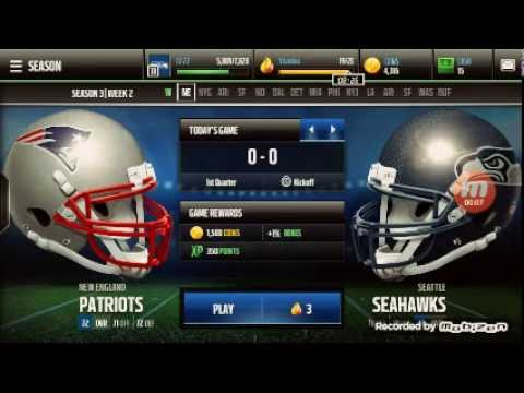 SEAHAWKS VS PATRIOTS THE REMATCH