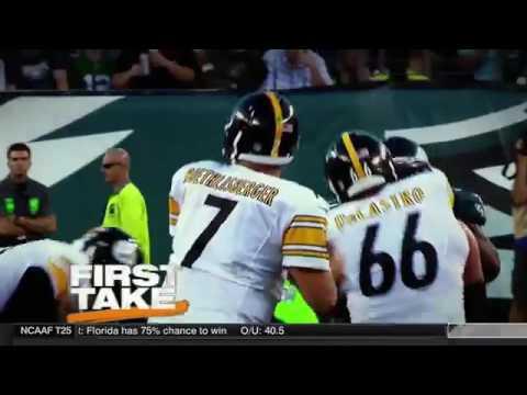 ESPN First Take   Seattle Seahawks Richard Sherman Rips NFL   YouTube