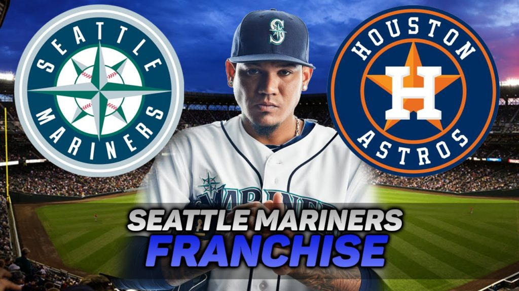 MLB The Show 16: Seattle Mariners Franchise – AL West Competitors – 4 – Y1