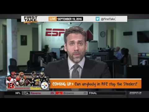 ESPN First Take   Disponer de los Seattle Seahawks perdieran su Mystique