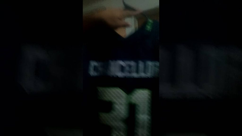Yes Jersey Seahawks 31 Kam Chancellor Jersey Review