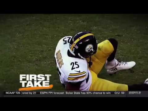 ESPN First Take   Seattle Seahawks vs  New York Jets   Who Wins