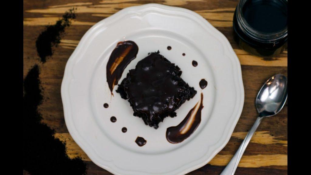 Seattle Seahawks Starbucks Brownies | Tasty Tailgate Recipe