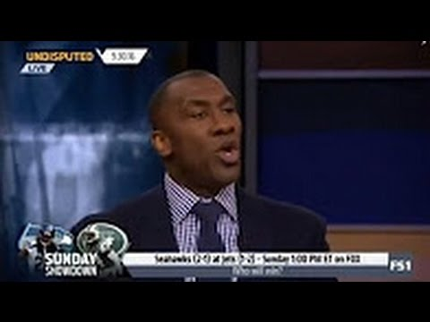 Skip and Shannon Undisputed 9/30/2016 – NFL Week 4: Seahawks vs Jets   Who Wins?