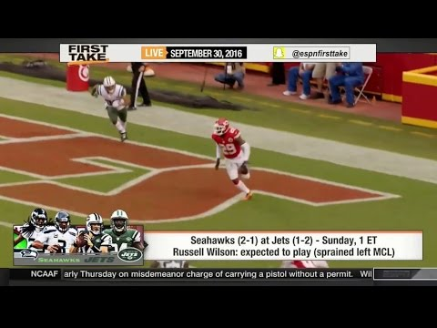 ESPN First Take – Seattle Seahawks vs New York Jets: Who Wins?