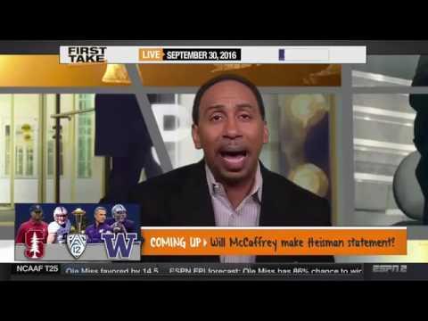 ESPN First Take   Seattle Seahawks Richard Sherman Rips NFL