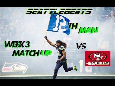 Seahawks 12th man 2016 Week 3 in review | Seahawks vs 49ers