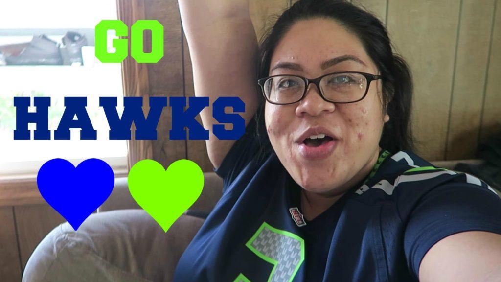 Go Seahawks! | VLOG #82