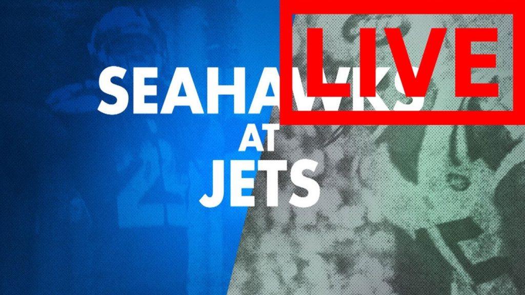 Seahawks VS Jets LIVE STREAM