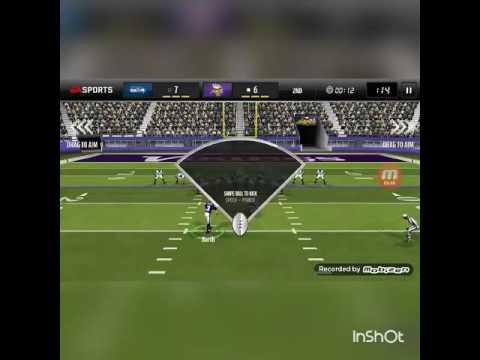 Seattle Seahawks vs Minnesota Vikings