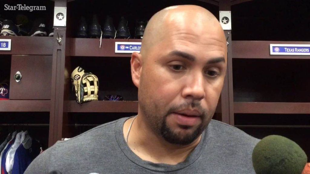 Carlos Beltran homered and doubled in Monday's 6-3 win over Mariners