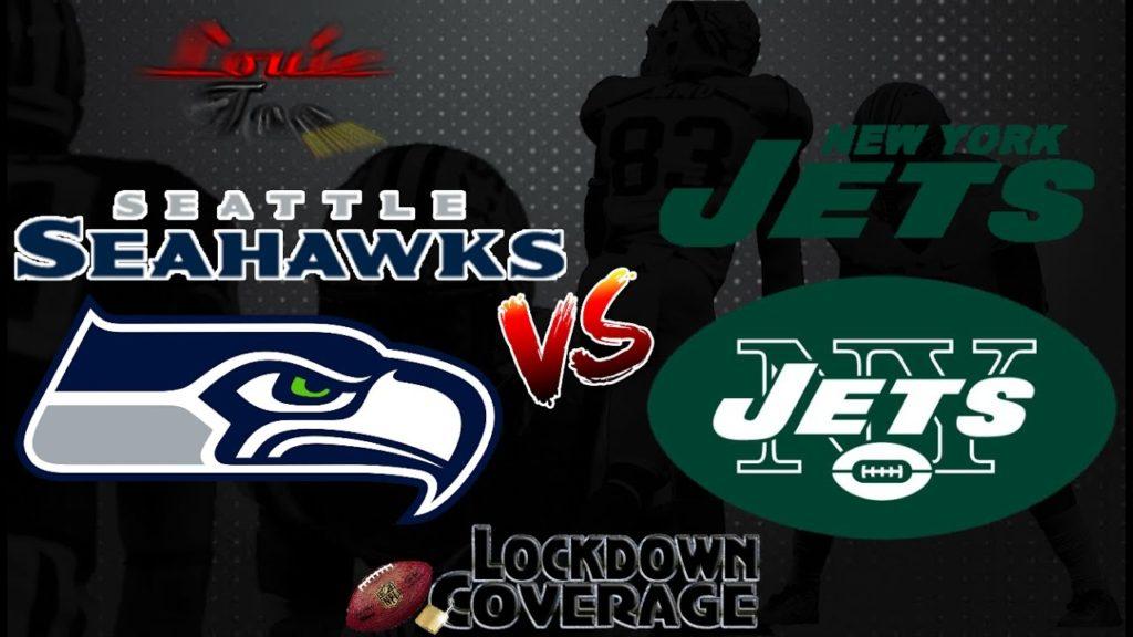 NFL WK 4 Recap: Seahawks vs. Jets (Lockdown Coverage)  #LouieTeeLive