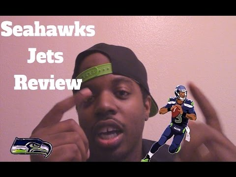 Seahawks Jets Review 2016