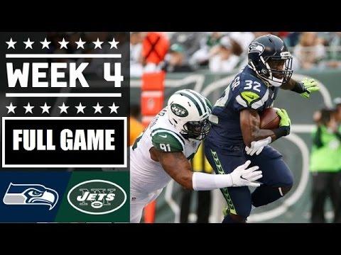 Seahawks vs. Jets FULL GAME (Week 4) | Post Game FULL REPLAY | NFL