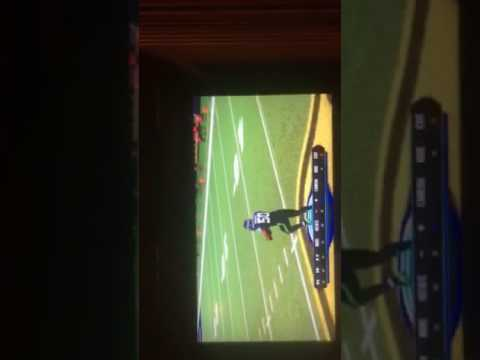 Awesome pick 6 from Seahawks