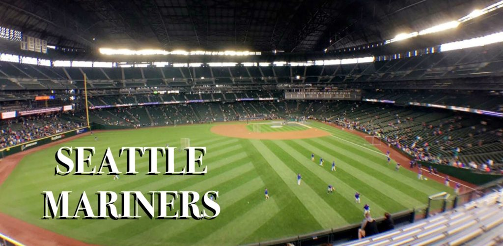 A Day in Seattle | Mariner's Game