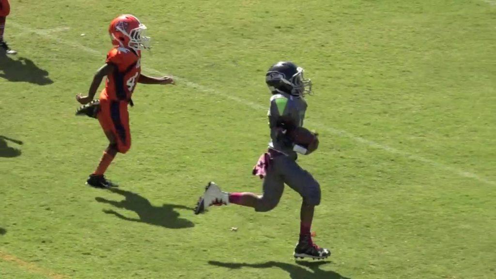 9U Smyrna Seahawks vs Atlanta Colts