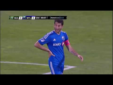 2015 07 25 HIGHLIGHTS  Montreal Impact vs Seattle Sounders   July 25, 2015