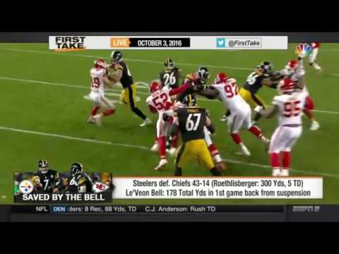 ESPN First Take Today – New York Jets vs Seattle Seahawks(27-17) – NFL Week 4