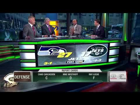 Jets VS Seahawks: Giving Out The Grades