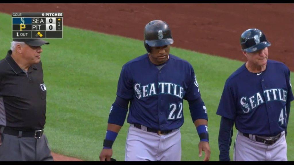 July 27, 2016-Seattle Mariners vs. Pittsburgh Pirates