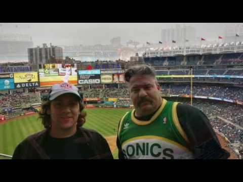 October 2016 In Gotham -Jets/Seahawks, Yankees, . . .