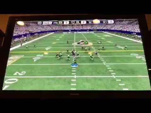 Seattle Seahawks Franchise vs. Rams (W1, S1)