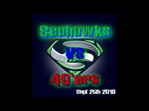 NFL- Week 3 | Seahawks vs 49'ers | 2nd Half | 9-25-16 | Condensed Game | HendricsTV