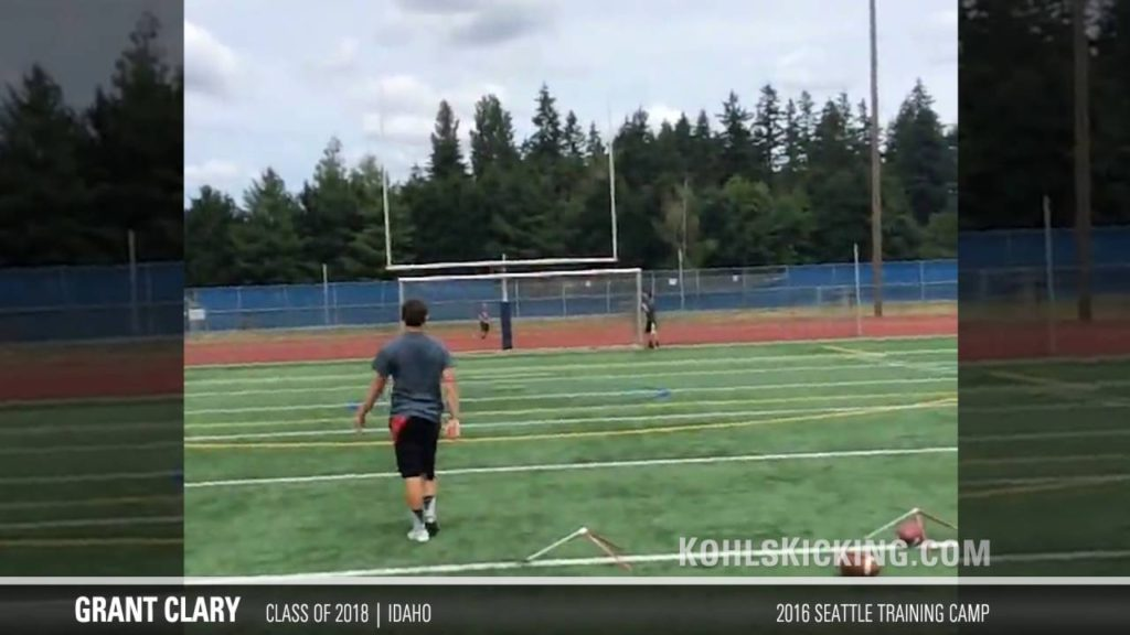 Grant Clary   2016 Seattle Training Camp