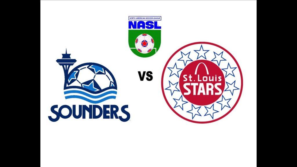 1976-04-17 Seattle Sounders vs St.Louis Stars