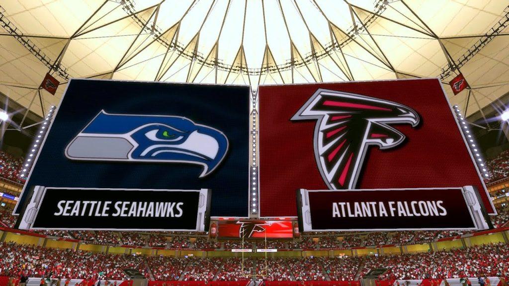PS4: Madden NFL 17 – Seattle Seahawks vs. Atlanta Falcons [1080p 60 FPS]