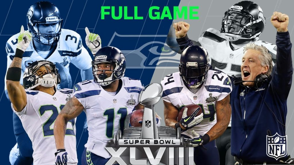 Super Bowl XLVIII: Seahawks First Super Bowl Win   Seahawks vs. Broncos   NFL