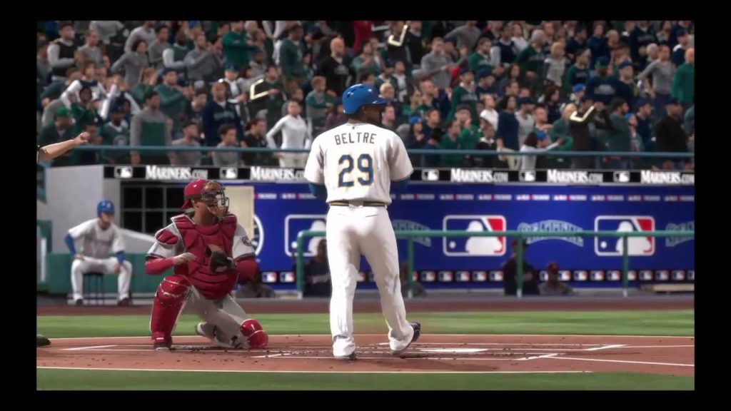MLB The Show 14 (Seattle Mariners)