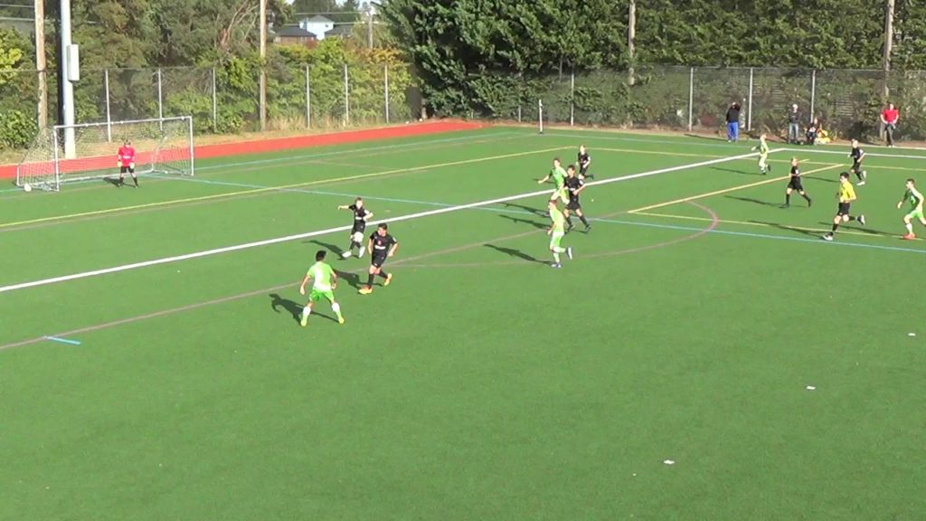 Seattle United DA1 v. Crossfire DA1