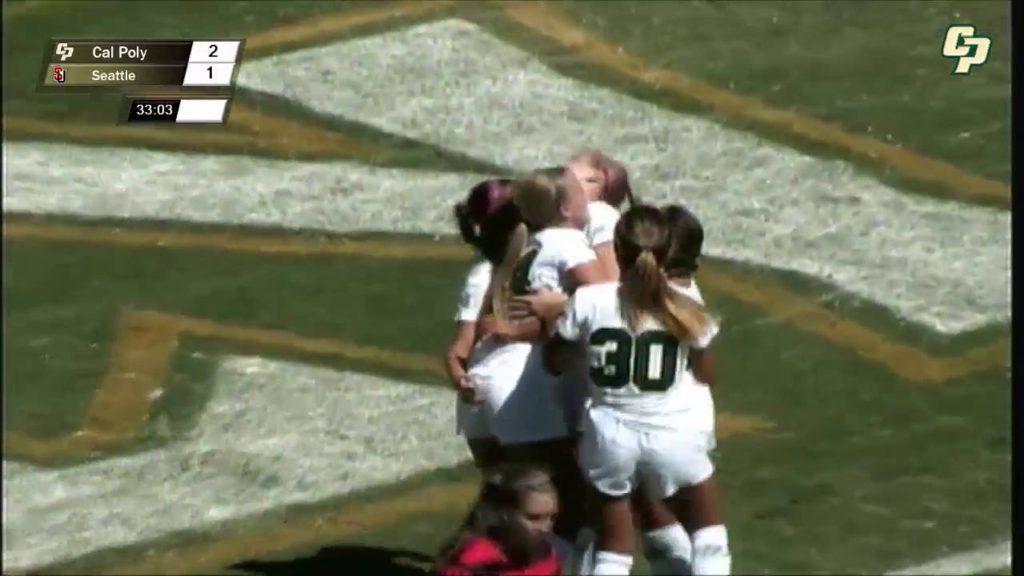 Highlights: Women's Soccer vs Seattle