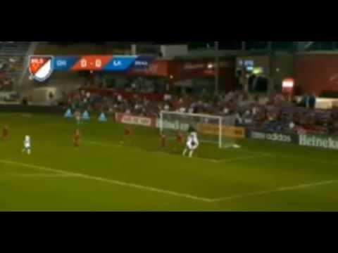 goal  Los Angeles Galaxy 1: 0  Seattle Sounders 09/25/2016