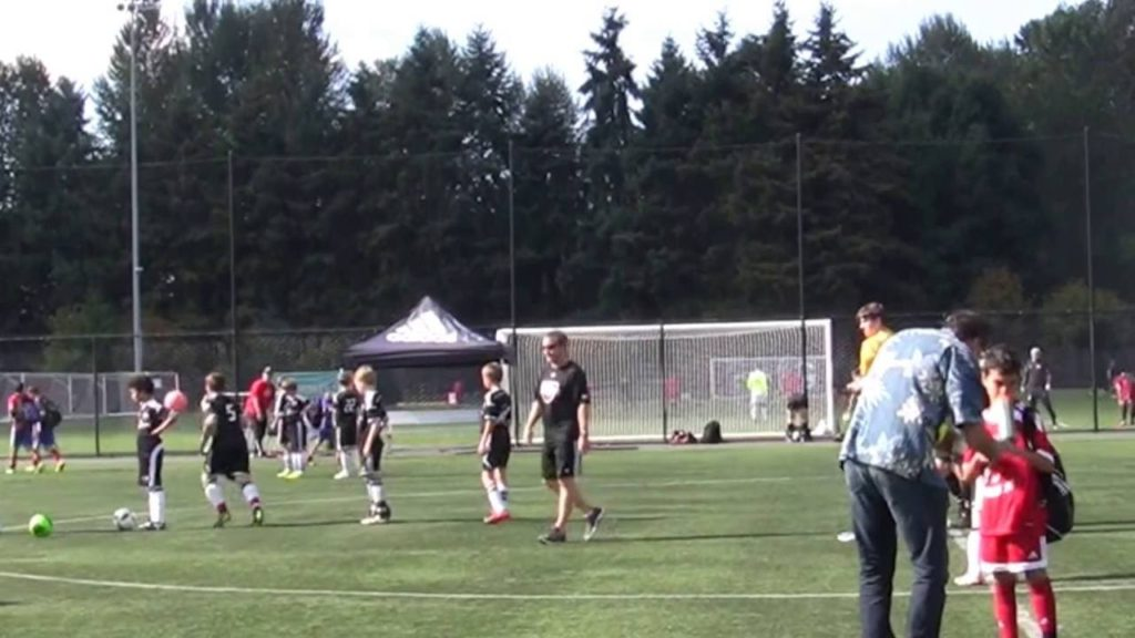 Arsenal 05s in Seattle