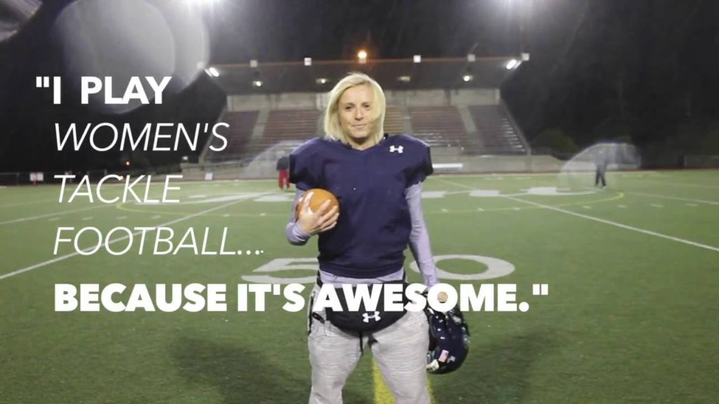 Play for the Seattle Majestics – Women's Tackle Football