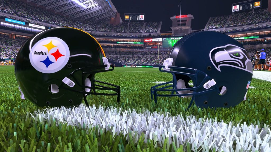 PS4: Madden NFL 17 – Pittsburgh Steelers vs. Seattle Seahawks (CRAZY) [1080p 60 FPS]
