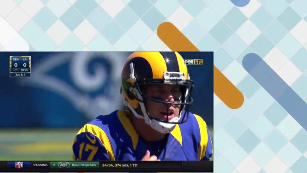 NFL 2016: Seattle v Los Angeles 18.09.16