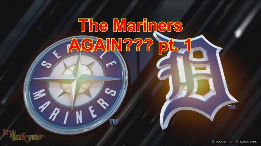 The Jay Show 16: The Mariners AGAIN??? pt. 1