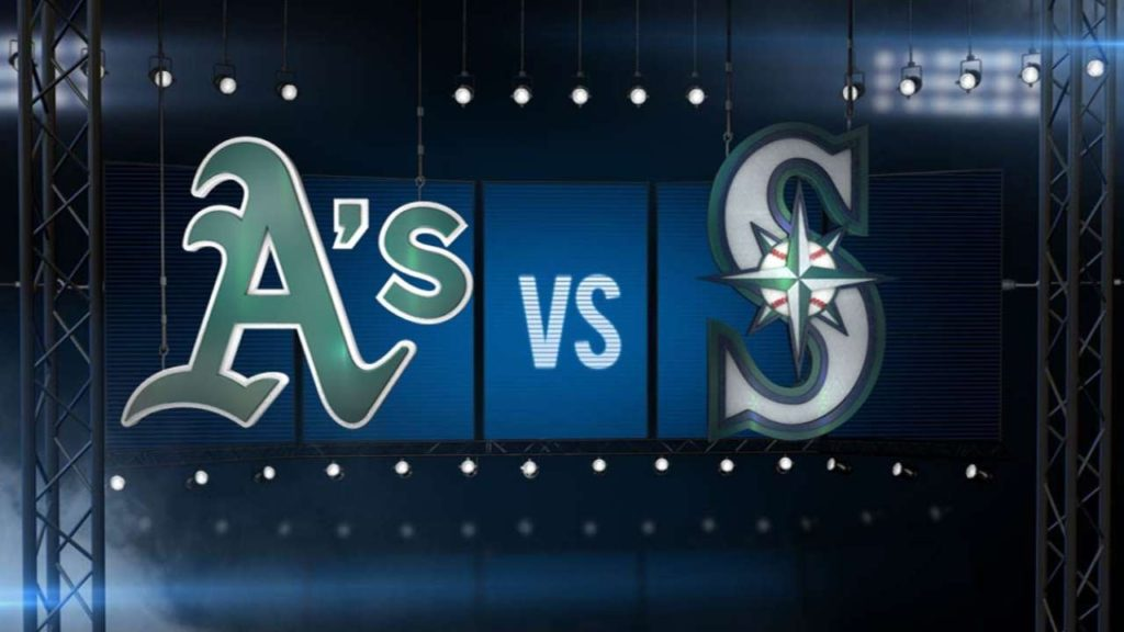 10/1/16: Wendle leads A's past Mariners