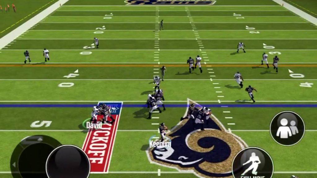 Madden mobile Week 1- Seahawks vs Rams