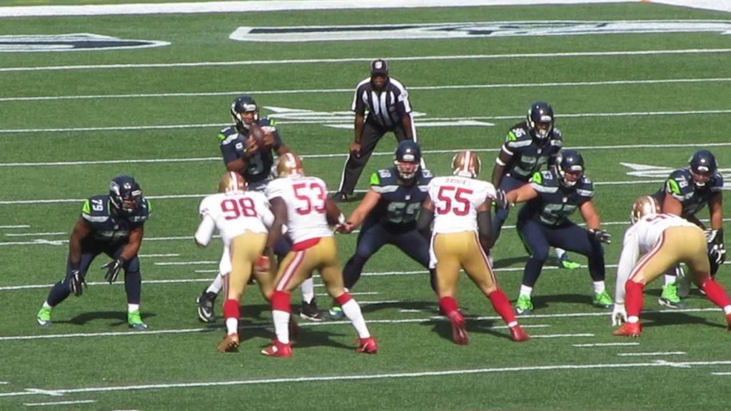 SEAHAWKS Beat The 49ers Sept 22, 2016 [Let the Wilson/Graham Show Begin!]