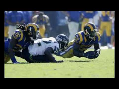 Seattle Seahawks lost to the Los Angeles Rams