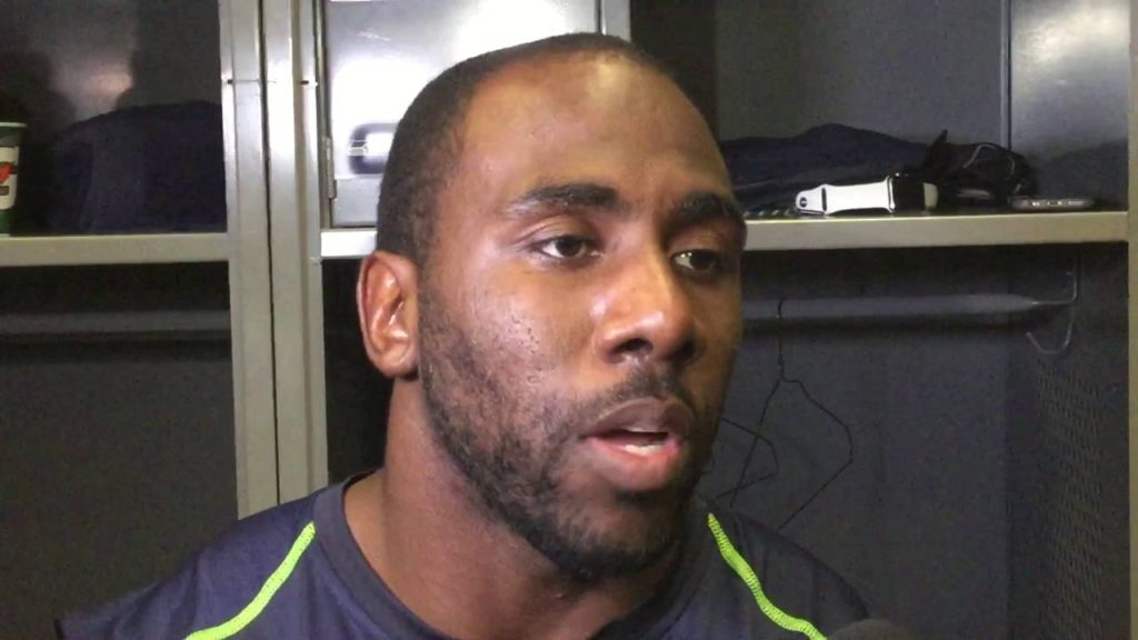 C.J. Spiller was in So Car last week at this time. Sunday a Seahawks TD