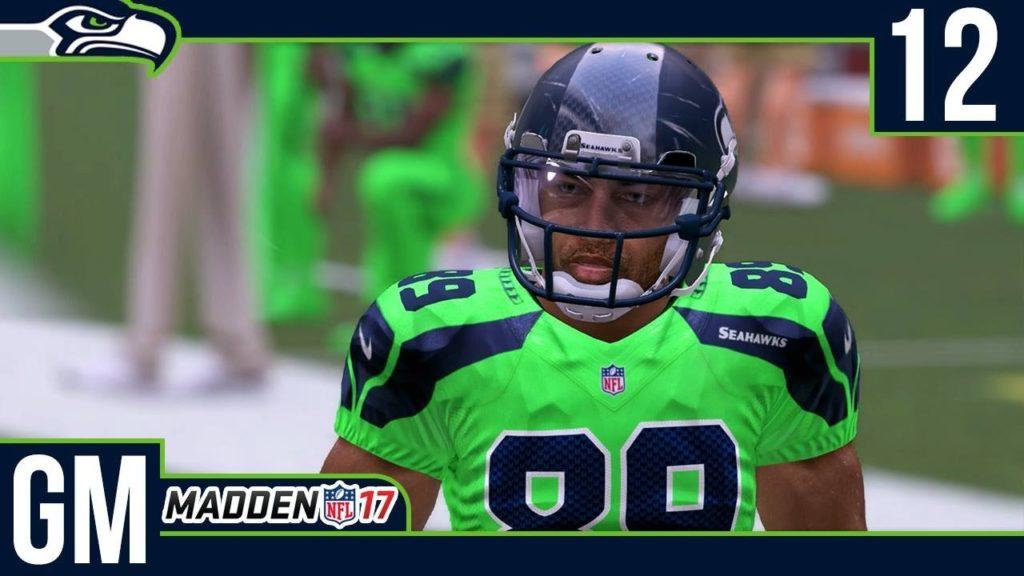 Madden NFL 17 Owner Mode (Seattle Seahawks) [Deutsch/60FPS] #12 Color Rush, Baby!