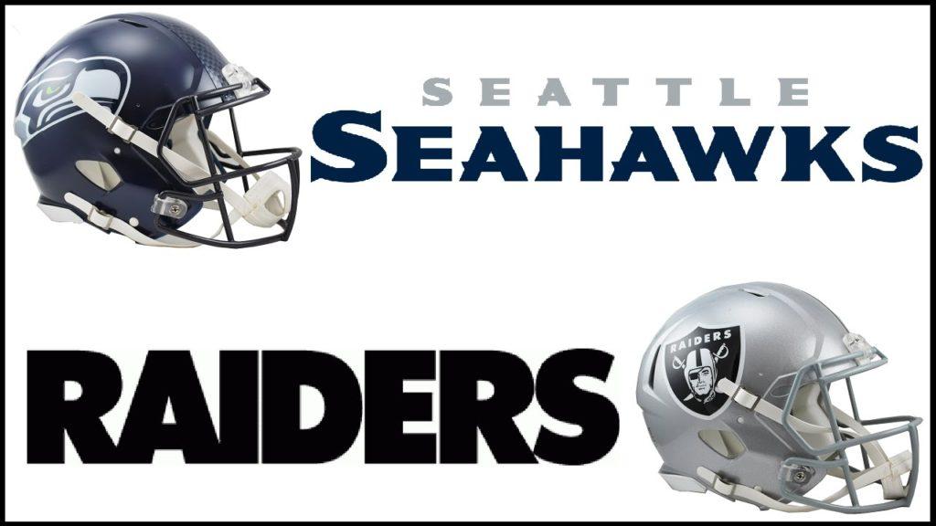 Madden 16: Season 1 Week 1-Seattle Seahawks @ Oakland Raiders
